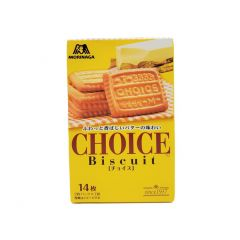 森永 -Choice牛油曲奇餅 121克 (1件 / 2件)