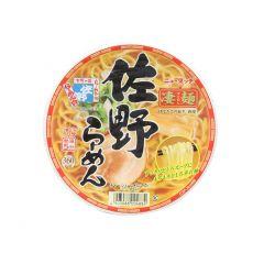 凄麺 - 佐野拉麵 杯麵 115克(1件 / 3件) (平行進口貨品)