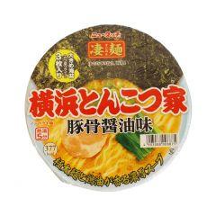 凄麺 - 横濱豚骨家杯麵 117克(1件 / 3件) (平行進口貨品)