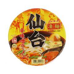 凄麺 - 仙台辣味噌拉麵 152克(1件 / 3件) (平行進口貨品)
