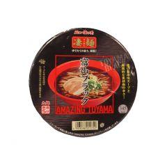 凄麵 - 富山濃黑拉麵 119克(1件 / 3件) (平行進口貨品)