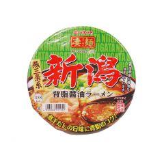 凄麵 - 新瀉背脂醬油味拉麵 124克(1件 / 3件) (平行進口貨品)