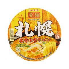 凄麺 - 札幌濃厚味噌拉麵 162克(1件 / 3件) (平行進口貨品)