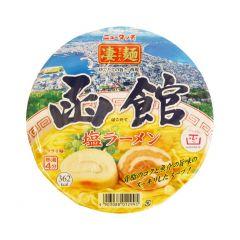 凄麺 - 函館鹽拉麵杯麵 108克 (1件 / 3件) (平行進口貨品)