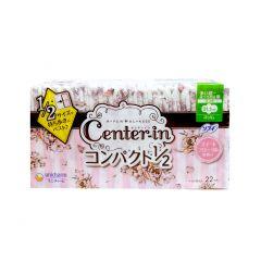 CENTER IN - 甜美花香 護翼 (日用) (21.5CM) 4903111312016