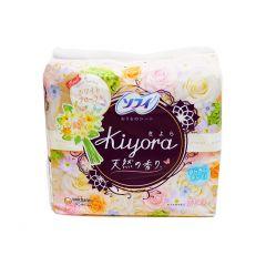 SOFY - 舒爽清香衛生護墊 (純白花香) 4903111330997