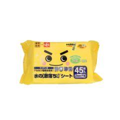 情熱價格 X 激落君 - 超好擦拭濕紙巾45張 (平行進口貨品) 4903320481565