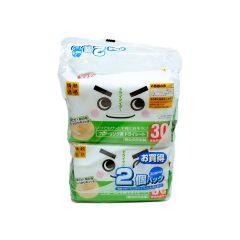 情熱價格 X 激落君 - 地板清潔乾紙 (平行進口貨品) 4903320939141