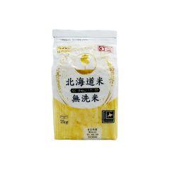 北海道夢美人無洗米 2公斤 (平行進口貨品) 4908101276620