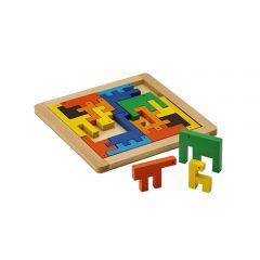 Ed.Inter - Zoo Puzzle 4941746801130
