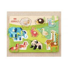 Ed.Inter - Animal Friends Puzzle 4941746813966