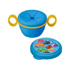 Skater - Tomica Snack Container - Blue 4973307229848