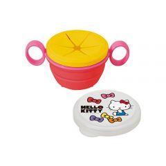 Skater - Hello Kitty Foldable Snack Bowl - White 4973307255366