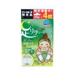 ASHI RIRA - FOOT SOLE SHEET MUGWORT (PARALLEL IMPORT GOODS) 4975729201396