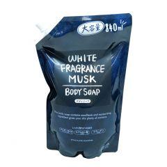 MITSUEI - WHITE FRAGRANCE MUSK BODY SOAP (PARALLEL IMPORT GOODS) 4978951940309