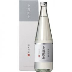 Shirataki Jozen - White Junmai Ginjo 720ml 4980573103314