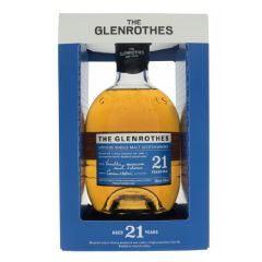Glenrothes - 21 Years Speyside Single Malt Scotch Whisky 700ml x 1 btl 5010314307271