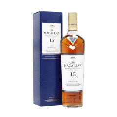 The Macallan - Macallan 15YO Double Cask x 1 btl 5010314308469