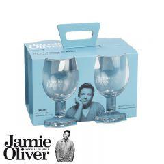 Jamie Oliver - 4隻一套玻璃酒杯450毫升