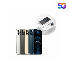Momax AirBox 全無線移動電源 (白色) x iPhone 12 Pro Max 256GB