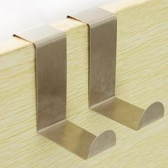 GOTO - (7件裝)免釘櫃門掛鉤/免釘掛勾