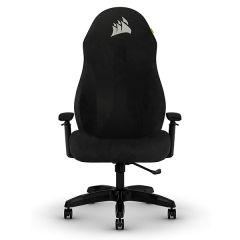 (送Corsair HS35 Stereo 耳機)Corsair TC60織物面料遊戲椅—黑色 (CO-GC-TC60 FABRIC-BLACK)