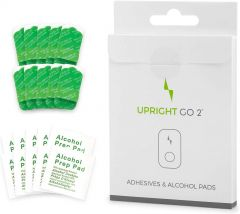 Upright Go 2 膠粘劑包