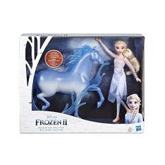 Hasbro Forzen 2 Basic Nokk & Elsa630509859276