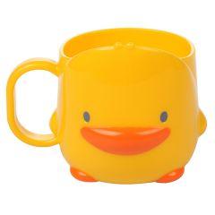 PiYO PiYO 黃色小鴨 - 造型立體杯 (微波爐專用) 63111