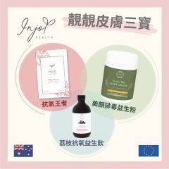 INJOY Health - Skin Beauty Solution 68882020030301