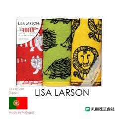 Marushin - 葡萄牙Lisa Larson全棉毛巾禮盒 6925003200