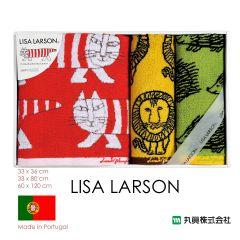Marushin - Lisa Larson Towel Gift Box (3怵 6925003300