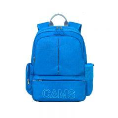 Shield x Cams - S01602KJ 懸浮減重抗菌書包 - 皇家藍 6970556517977