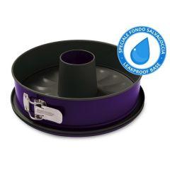 GUARDINI - Smart Colors 26cm 彈簧扣管座焗盤 - 紫色 70226VIOBEE