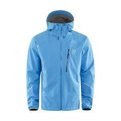 Haglöfs Mens L.I.M III Jacket-Blue Agate