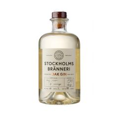 Stockholms Bränneri - Oak Gin 500ml 45% 7350015330023