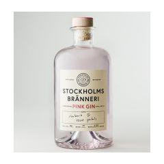 Stockholms Bränneri - Pink Gin 500ml 40% 7350015330030