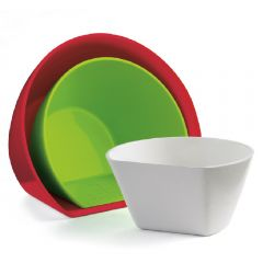 Cuisipro - Scoop Bowl (Set of 3) 747312