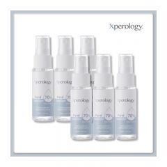 Xperology - 70% Hand Sanitizer x 6 7642832895060