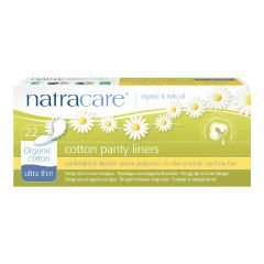 Natracare Panty Liners (16cm Ultra Thin