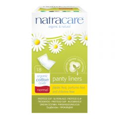 Natracare Panty Liners (15cm Normal