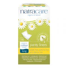 Natracare 有機棉護墊 (18cm 加長型, 16片獨立包裝)