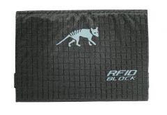 Tasmanian Tiger 德國 RFID 防盜卡片套 - 黑色