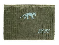 Tasmanian Tiger 德國 RFID 防盜卡片套 - 橄欖色