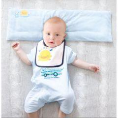 PiYO PiYO 黃色小鴨 - 摺疊式長枕 81714