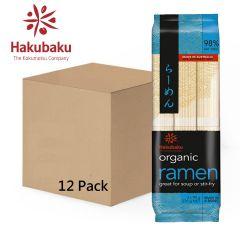 Hakubaku - Organic Ramen 270g Full Case (12 Pack) 837328000050-12