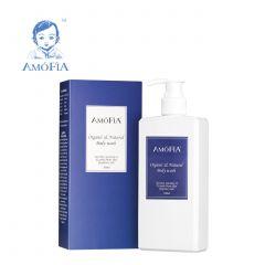 842285100224 Amofia - 有機低敏孕婦沐浴露 (濕疹 / 蠶豆症適用) 300ML