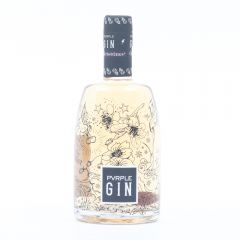 Massenez Pvrple Gin 40% - 500ml x 1 Bottle (With 1 pc Spirit Glass - Stock subject to remaining unsold) 866-59
