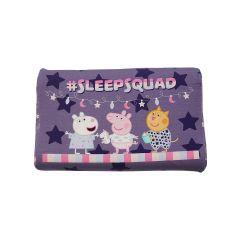 UBREATHING Peppa Pig 兒童枕 (1-4歲)(淺紫) 8850000722400
