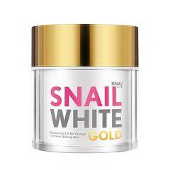 8859082300933 SNAIL WHITE - GOLD FACIAL CREAM/50 ml